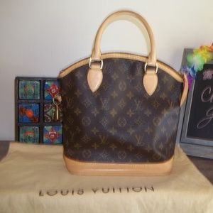 Louis Vuitton Lockit PM Mono